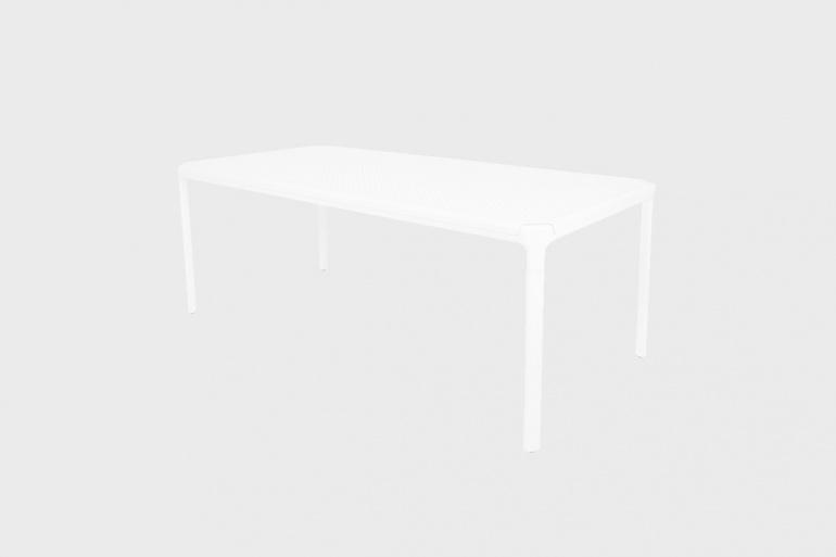 Table Aluminium AT800 100x200