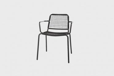 Vega Woven Armchair