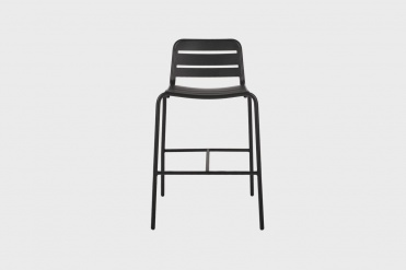 Vega Aluminium Bar Chair