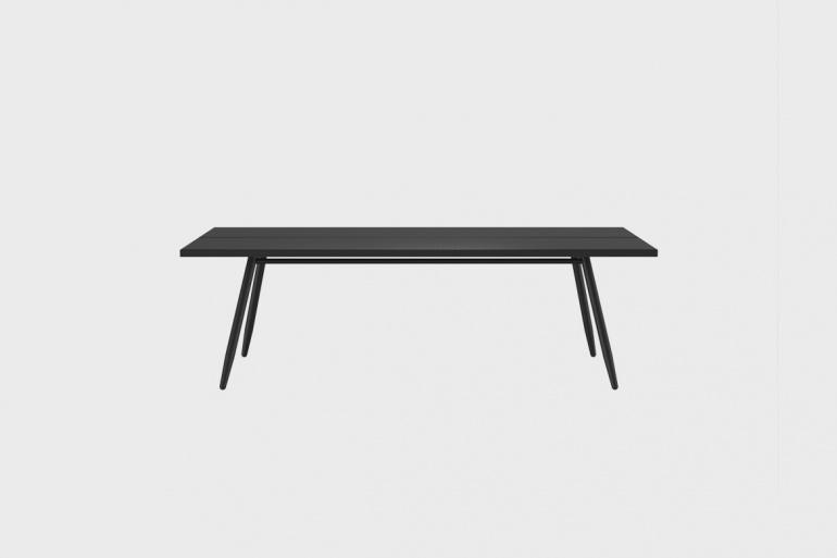 Table Alu Stipa 100x200