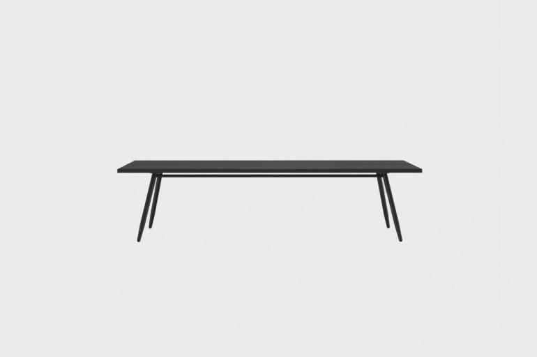 Stipa Aluminium Table 100x300