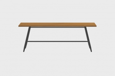 Stipa Teak Bar Table 60x210
