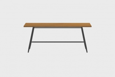 Stipa Teak Bar Table 60x240