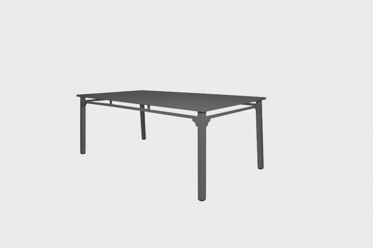 Table extensible Classique