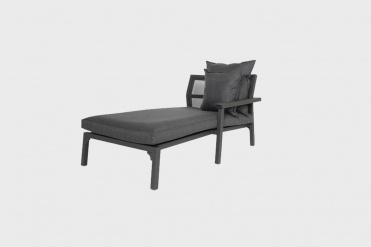 Chaise longue module gauche Classique