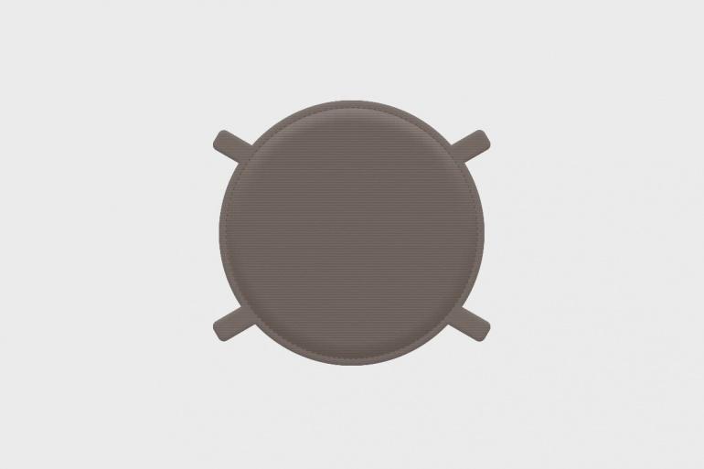 Huggy Round Cushion Ø33cm