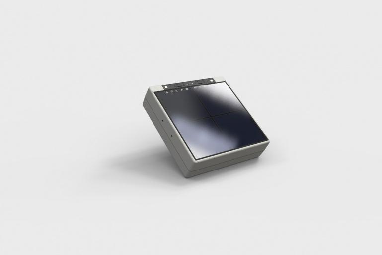 Solar Hybrid Module S (Pose 4, Popup)