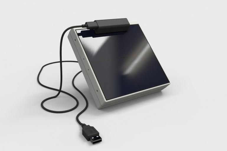 Solar Hybrid Module B (Paris v1)