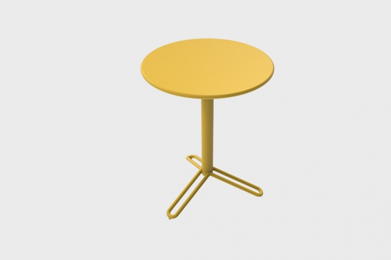 Huggy Bistro Table D75