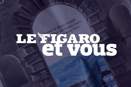 Le Figaro Spécial Design Huggy