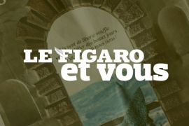 Le Figaro Spécial Design. Lampe Couture