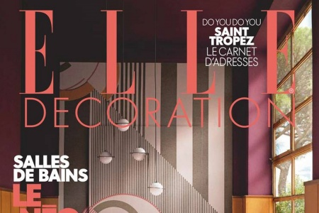 ELLE decoration Mai 2018
