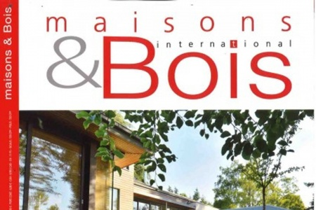 Maison et Bois International mai 2018