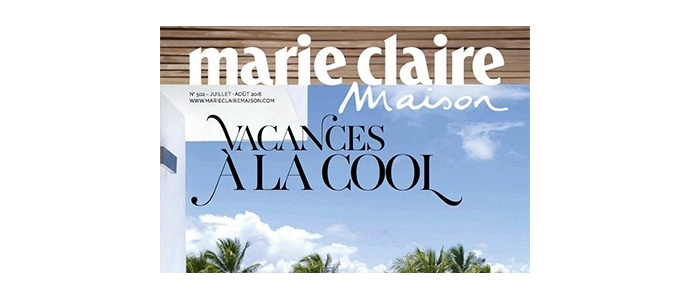 Marie Claire Maison July-August 2018