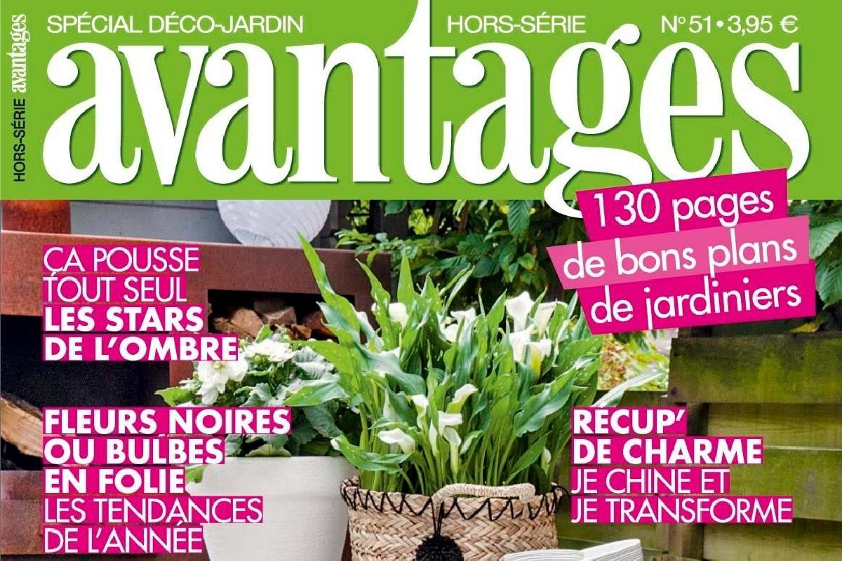 Marie Claire Maison Jardin Recup avantages hors-série april 2019 - maiori europe