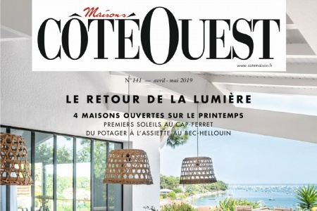 Maisons Côté Ouest avril-mai 2019