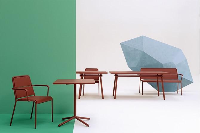 table a600 90x90. Black Bedroom Furniture Sets. Home Design Ideas