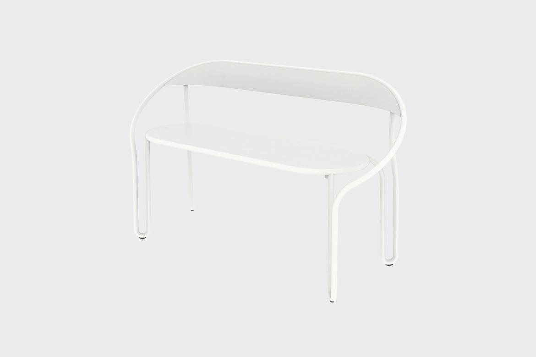 Brilliant Causeuse Huggy Dailytribune Chair Design For Home Dailytribuneorg